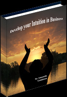 intuition in business amanda goldston